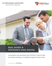 Real Estate & Insurance Goes Digital