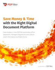 Save Money and Time with the Right Digital Document Platform